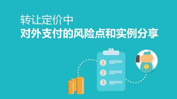转让定价中对外支付的风险点和实例分享