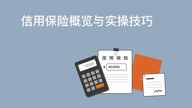 信用保险概览与实操技巧