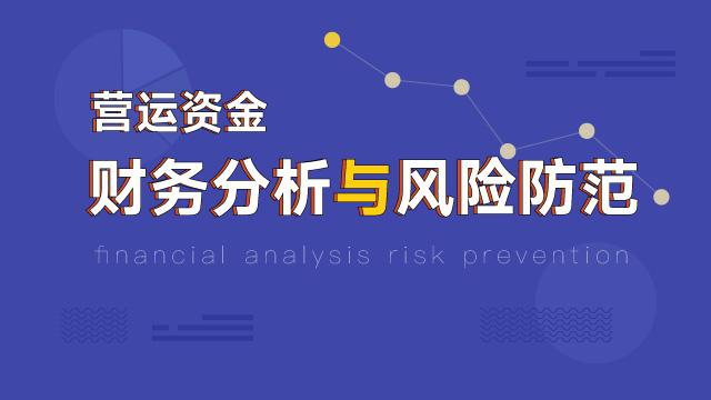 营运资金财务分析与风险防范
