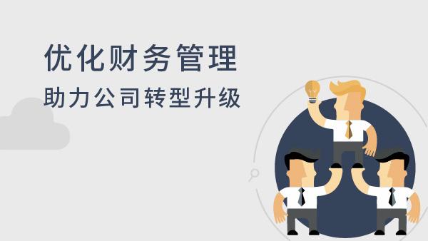 优化财务管理,助力公司转型升级