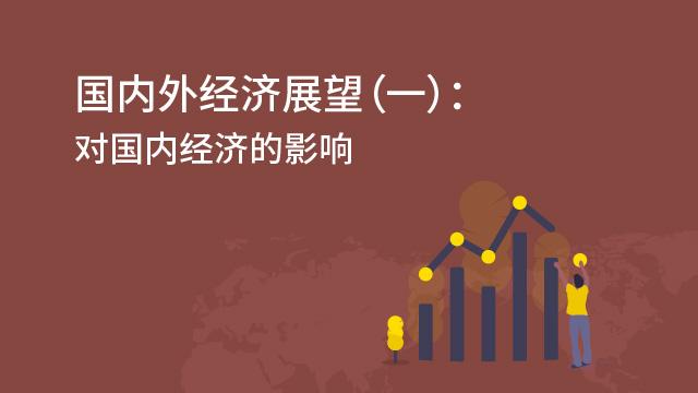 国内外经济展望(一):对国内经济的影响