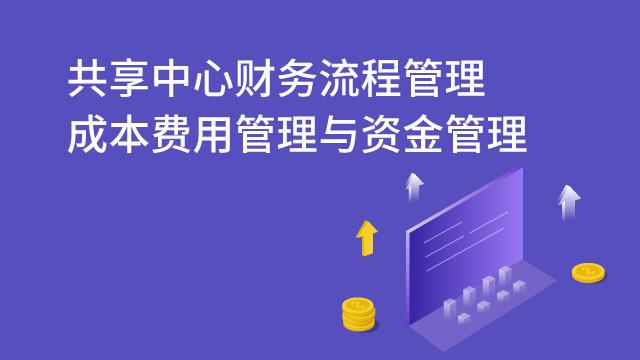 共享中心财务流程管理:成本费用管理与资金管理